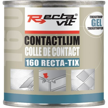 RECTAVIT 160 RECTATIX GEL - UNIVERSELE CONTACTLIJM 250ML