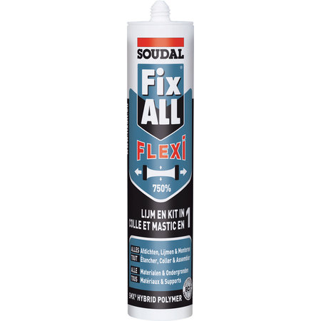 SOUDAL FIX ALL BRUIN 290ML