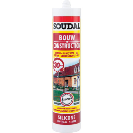 SOUDAL EXPRESS BOUW 300ML
