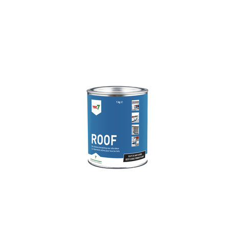 TEC7 ROOF 1KG - ALL-WEATHER DAKHERSTELLING