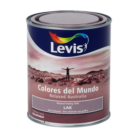 LEVIS COL. D. MUNDO LAK 0,75L RELAXED FEELING 7640