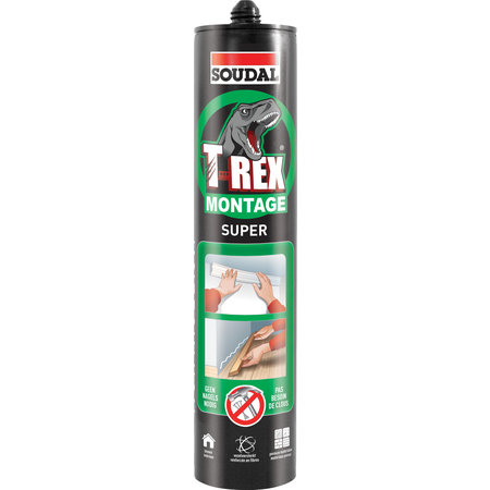 SOUDAL T-REX MONTAGE SUPER DECO 300ML